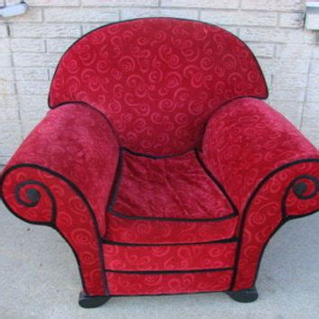 blues clues couch blues clues upholstered red thinking from indianaonline on