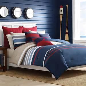 Navy Blue Duvet Cover Queen Nautica Bradford Comforter Amp Duvet Set From Beddingstyle Com