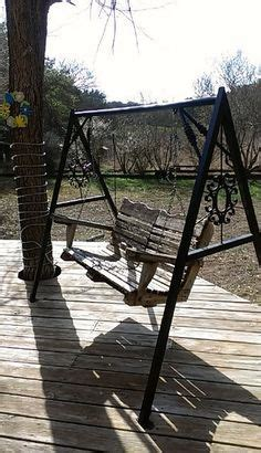 metal swing bench 1000 images about new amsterdam ironworks on pinterest custom metal interior