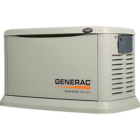 free shipping generac guardian air cooled standby