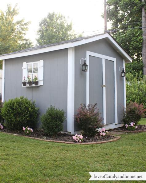 backyard shed decorating ideas shed like the