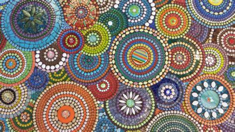 Painting On Ceramic Tile Craft by Mosaiksteine In Der Gartengestaltung Bastelideen Und Mehr