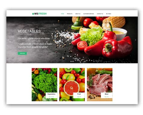 theme wordpress agriculture free ws fresh free responsive agriculture store woocommerce