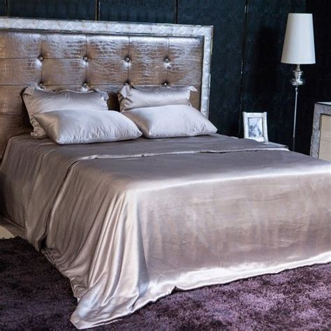 silk bedroom 10 ideas about silk bedding on pinterest comfy bed