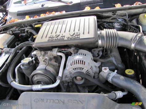 Jeep 4 7 L Engine 2004 Jeep Grand Limited 4x4 4 7 Liter Sohc 16v V8