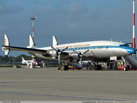 Lockheed L-1049 Super Constellation - Specifications ... L 1049