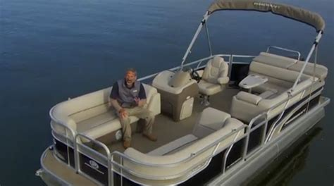 princecraft pontoon boat seats princecraft vectra 21 video boat review boats