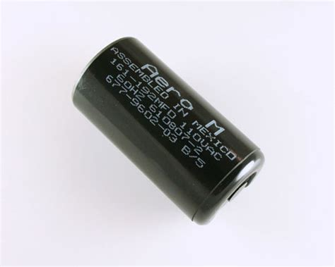 aero m motor start capacitor 610807 2 aero m capacitor 161uf 110v application motor start 2020003037
