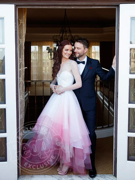 Hearst Magazine Customer Service Chris Hardwick And Lydia Hearst Are Married