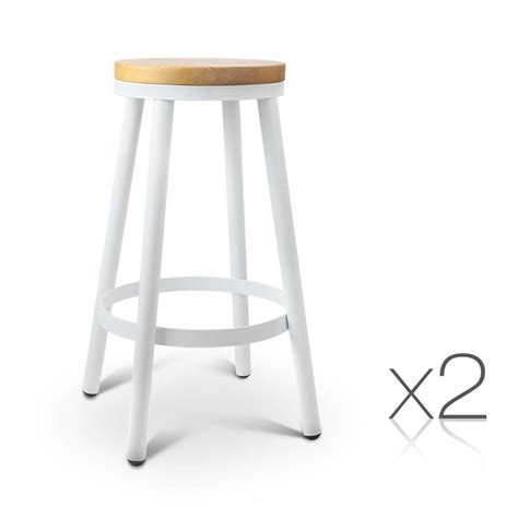 deals on bar stools set of 2 bar stools shop the best set of 2 round white stackable bar stools hot deals