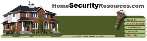 homesecurityresources directory of non commercial