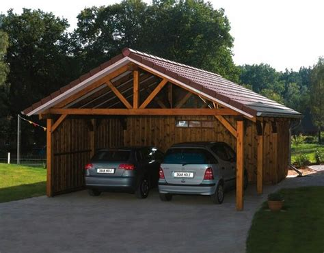 carport attached to garage carport with attached storage house pinterest