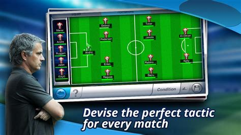 game top eleven mod for android top eleven android apps games on brothersoft com