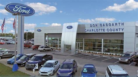Car Dealers Port Fl by Don Gasgarth S County Ford Car Dealers 3156