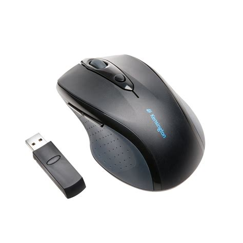 Mouse Wireless kensington products mice pro fit 174 size wireless mouse