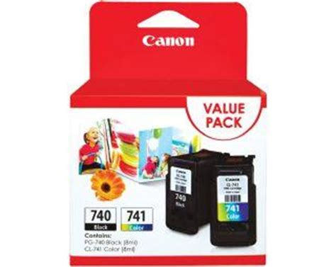 Canon Black Ink Cartridge Pg 740 Canon Black Ink canon ink cartridge pg 740 cl 741 black end 10 16 2016 5 19 00 pm