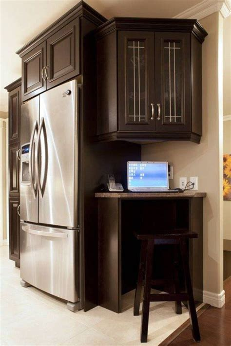 kitchen cabinet desk ideas the 25 best ideas about corner pantry on