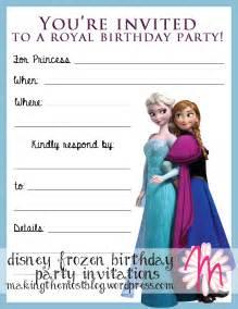 frozen birthday invitation printable 301 moved permanently