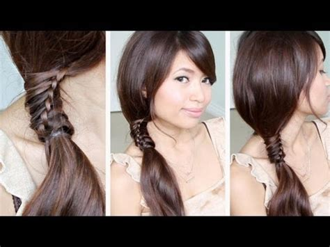 Hairstyles Easy And Beautiful | entrancing quick easy beautiful hairstyles medium hair