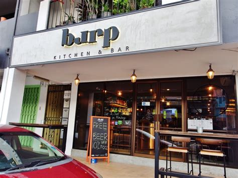 Kitchen Bar York Road Burp Kitchen Bar Tanjong Katong Road Tomorrow