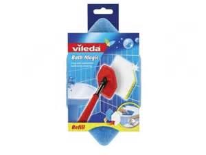 vileda bathroom cleaner cashback bath magic mop refill by vileda vil128297