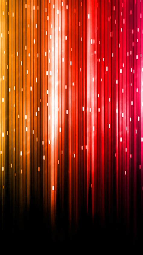 wallpaper android red color lines light red orange android wallpaper free download