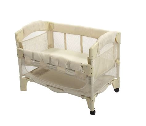 Bassinet Bedside Sleeper by Arm S Reach Mini Arc Co Sleeper Bedside Bassinet