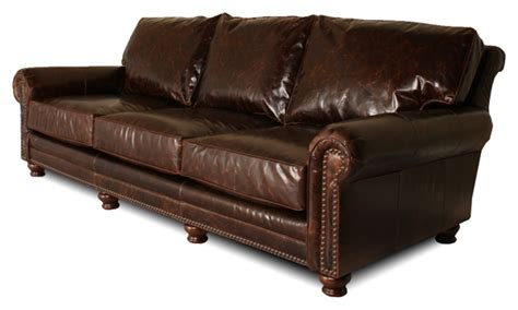 big leather sofa leather furniture sofas sectionals reclining furn in