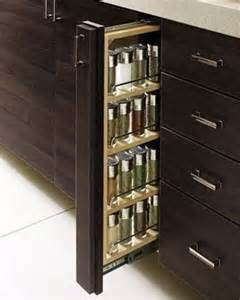 kitchen cabinet spice rack slide pull out spice rack love it another must have if you are