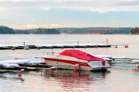 winterizing a boat in water winterizing boat motors underwater lights usa