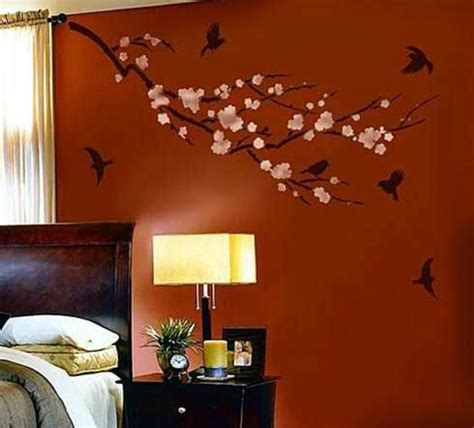 bedroom stencil designs bedroom wall design creative decorating ideas interior