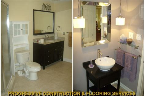how to finish a basement bathroom step by step progressive basement builders process atlanta