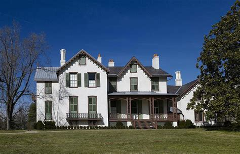 President Lincoln S Cottage by Abraham Lincoln S Refuge Historynet
