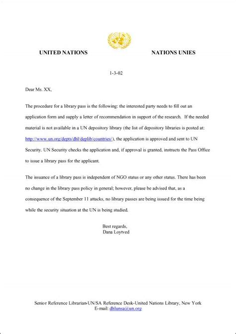 Motivation Letter For Un Watchtower Society United Nations Ngo Status 1992