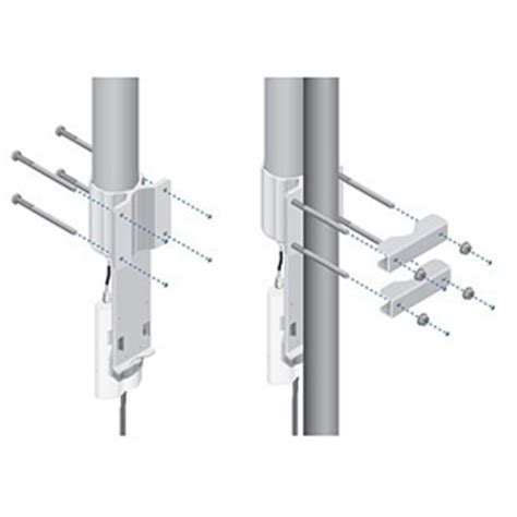 Antena Omni Mimo 13dbi 2 4 Ghz ubnt dual omni antenna airmax 2x2 mimo 2 4ghz 13dbi