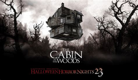 How Scary Is The Cabin In The Woods by Horror Nights 2013 Cabin In The Woods Oi