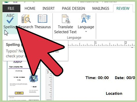 how to design id card in publisher how to create an email newsletter in publisher 11 steps