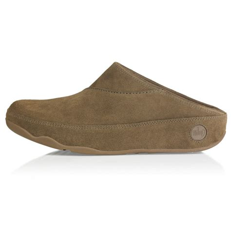 mens clog boots fitflops gogh mens suede fitflop in from mozimo