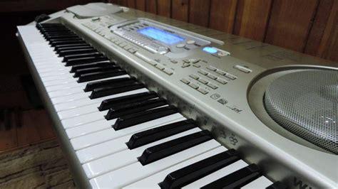 Keyboard Casio Wk 3800 keyboard klawisze organy casio wk 3800 zdj苹cie na imged