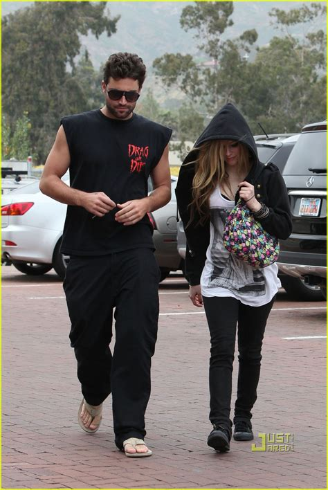 Hills Freak Brody And Avril Taverna Tony Couple Avril Lavigne Brody