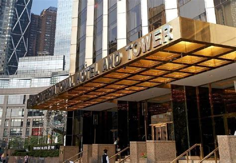 trumps hpuse in new york trump international hotel tower new york new york new