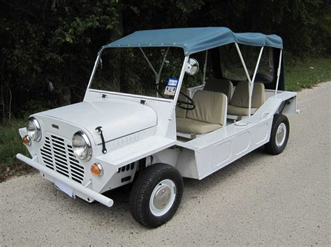 Austin Car Upholstery Austin Mini Moke Family Bought It New Near Dallas Tx