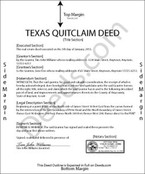 free printable quit claim deed texas texas quitclaim deed form free quit claim deed form texas