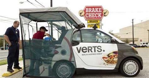 Harga Vans Burger food truck konsep warung berjalan yang tak lagi