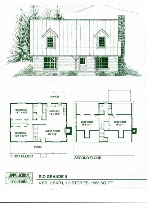 log floor plans home plans archives home plans design