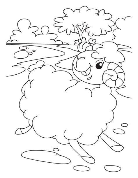 the lost sheep coloring pages az coloring pages