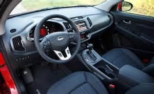 Kia 2012 Interior Car And Driver