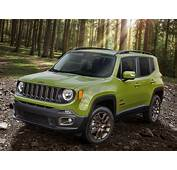 2017 Jeep Renegade Review Ratings Specs Prices And