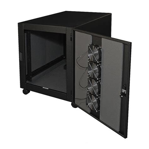 Silent Cabinet by Server Racks Cabinets Enclosures Soundproof Cooling Pdu