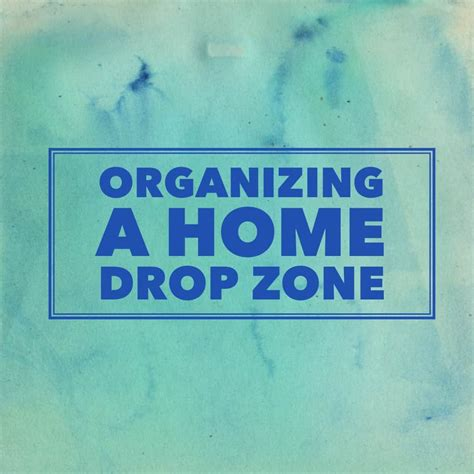 Drop Zone In House 28 Images Ask The Professional